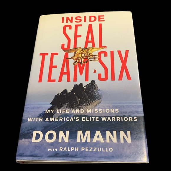 2/$20 Inside Seal Team Six MyLife Missions America